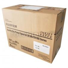 FujiFilm DE100/DX100 127mm x 65m Glossy / Parlak - 1 Rulo