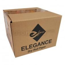 Elegance 15.2cm x 65m Dry Inkjet Roll Paper 240gsm Glossy / Parlak