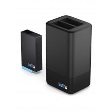 GoPro İkili Şarj Cihazı + Batarya (MAX için) - ACDBD-001