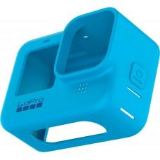 GoPro HERO9 Silikon Kılıfı ve İpi - Mavi ADSST-003