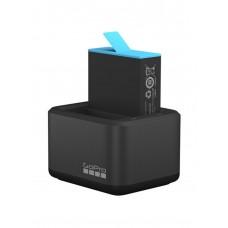 GoPro İkili Şarj Cihazı + Batarya (HERO9 Black için) - ADDBD-001