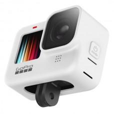 GoPro HERO9 Silikon Kılıfı ve İpi - Beyaz ADSST-002