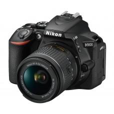 Nikon D5600 AF-P DX 18-55mm VR Kit (Karfo Karacasulu)