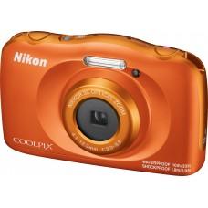 Nikon Coolpix W150 Suya Dayanıklı * Turuncu