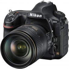 Nikon D850 24-120mm ED VR Lens Kit (Karfo Karacasulu Garantili)