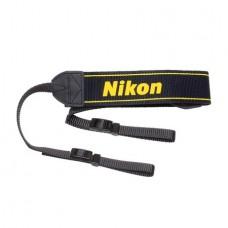 Kanvas Nikon Askı Kayışı