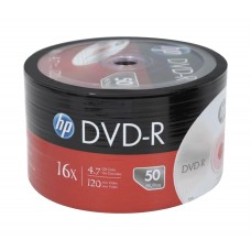 HP DVD-R 50'li Paket