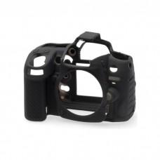 EasyCover Nikon D7000 için Silikon Kılıf + Ekran Koruyucu