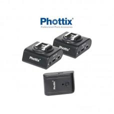 Phottix Aster Universal 2 Alıcılı Tetikleyici Set