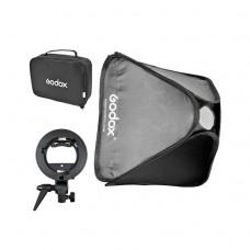 Godox Kafa Flaş Softbox 40x40cm