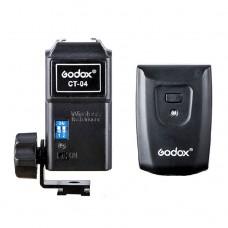 Godox CT-04 1+1 Tetikleyici Canon/Nikon Uyumlu
