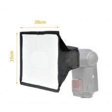 Godox Tepe Flaş Softbox 15x20cm SB1520