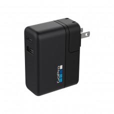 Gopro Supercharger Çift Çıkışlı Hızlı Şarj Cihazı