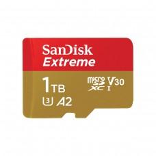 Sandisk Extreme 1TB  microSD SDSQXA1-1T00-GN6MN 160Mb/s