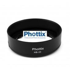 Phottix Hb-33 Parasoley / Lens Hood