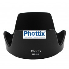 Phottix Hb-35 Parasoley / Lens Hood