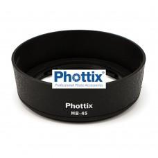 Phottix Hb-45 Parasoley / Lens Hood