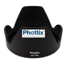 Phottix Canon EW-78D Parasoley / Lens Hood
