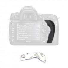 Nikon D90 Arka Panel Lastiği / Rubber