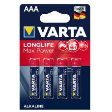 Varta Longlife Power AAA Alkaline LR03 4703 - 4 Adet