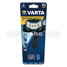 Varta Outdoor Sports H10 3AAA - Kafa Feneri