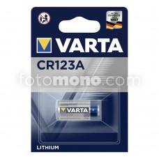 Varta CR123A Lithium 3V 6205