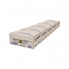Varta Superlife AA 1.5V R6P Zinc-Carbon Pil - 240 Adet